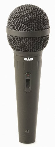CAD Audio CAD12  Cardioid Dynamic Microphone With On/Off Switch CAD12