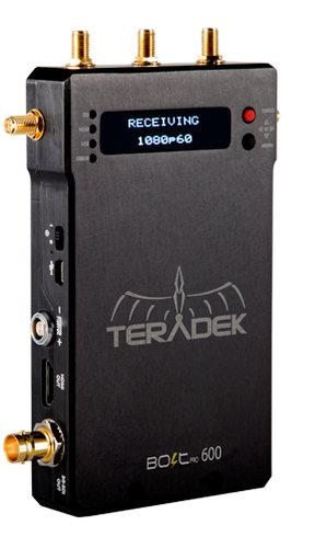 Teradek Bolt Pro 600 Wireless HD-SDI/HDMI Dual Format Receiver TER-BOLT-600