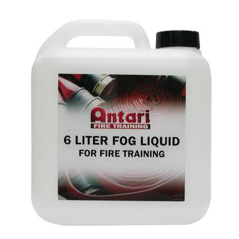 Antari Lighting & Effects FLP-6  Fog Fluid for FT-100  FLP-6