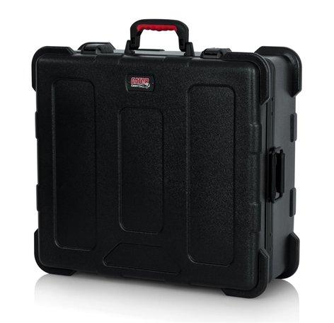 Gator Cases GTSA-MIX12PU  TSA Series ATA Mixer Case with 12RU Pop-Up Rack Rails GTSA-MIX12PU