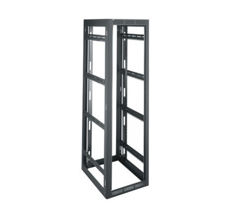 "Middle Atlantic Products WRK-40-32LRD  40RU, 32"" Deep WRK Series Rack without Rear Door WRK-40-32LRD"