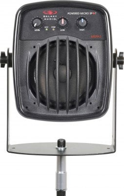 "Galaxy Audio MSPA5 Powered Micro Spot Speaker, 100 W, 5"" With  Full Range Driver MSPA5"