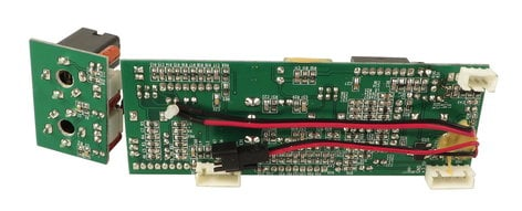 Ion Audio CR001408 Pre/Front Panel PCB Assembly for iPA16 CR001408