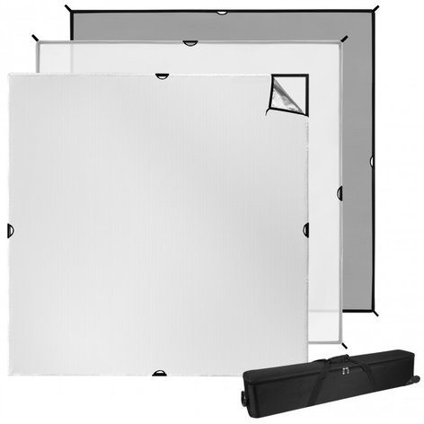 Westcott 1692  8' x 8' Scrim Jim Cine Video Kit  1692