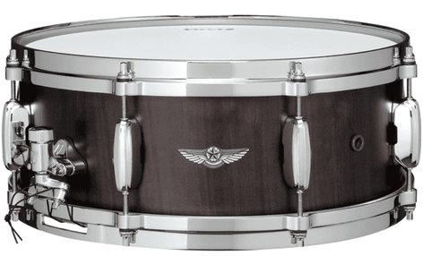 Tama STAR Walnut Snare Drum 5mm, 6 ply Snare TWS1465
