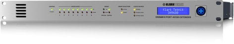 Klark Teknik DN9680 8 Port AES50 Extender And Multiplexer With Up To 1000 Metre Range DN9680