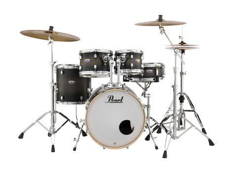 """Pearl Drums Decade Maple Series 5-piece Shell Pack, 20""""/14""""/12""""/10""""/14"""" DMP905P/C"""