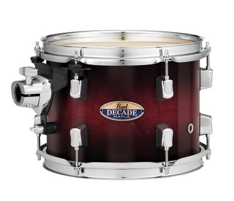 "Pearl Drums DMP1414F/C Decade Maple Series 14""x14"" Floor Tom with FTL-200C Legs (x3) DMP1414F/C"