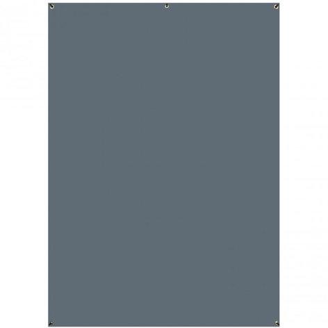 Westcott 620  5' x 7' Natural Gray Wrinkle-Resistant X-Drop Backdrop (1.5 x 2.1m) 620