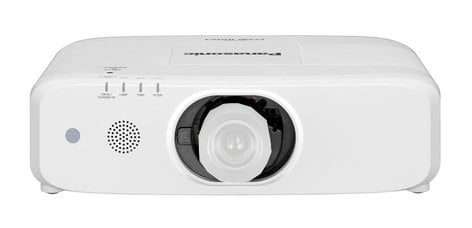 Panasonic PTEW650LU  5800 lumen WXGA LCD Projector with No Lens PTEW650LU