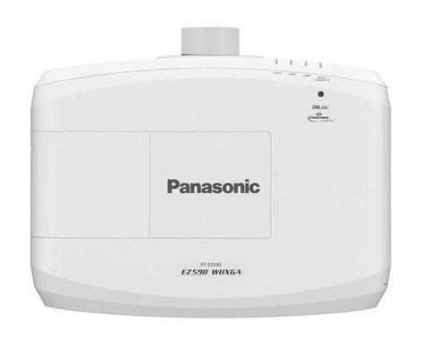 Panasonic PTEX520LU 5300 lumen XGA LCD Projector wtih No Lens PTEX520LU