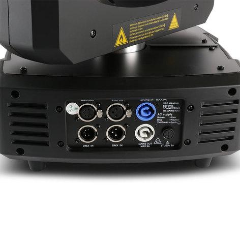 Martin Professional RUSH MH 7 Hybrid Moving Head Fixture, Spot, Wash, Beam Discharge Lamp RUSH-MH7