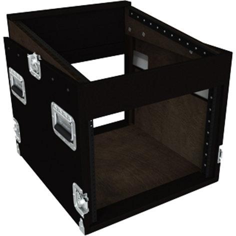 Grundorf Corp TLR-08EXDR-PREB  8RU Carpet Series Top-Load Rack for Presonus StudioLive 16.4.2AI TLR-08EXDR-PREB