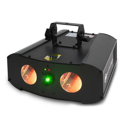ADJ GAL184 Dual Effect, LED and Laser with IR Control GALAXIAN-GEM-LED-IR