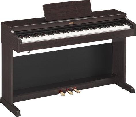 Yamaha Arius YDP-163 Traditional Digital Piano with Bench YDP163