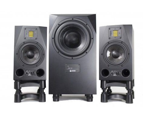 ADAM Audio BUNDLEA77XSUB15 Studio Monitor Bundle, (1) A77Xa, (1) A77Xb, and (1) Sub15 MATCHED BUNDLEA77XSUB15