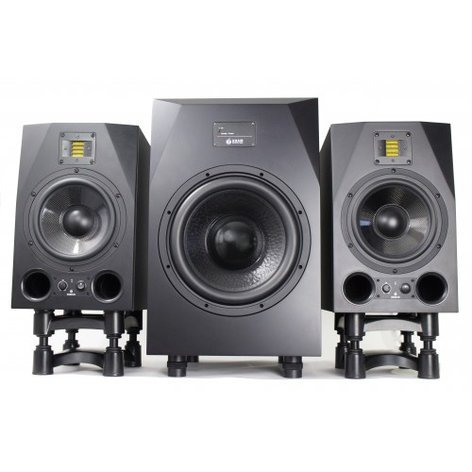 ADAM Audio BUNDLEA8XSUB12 Studio Monitor Bundle, (2) A8X and (1) Sub 12, Matched BUNDLEA8XSUB12