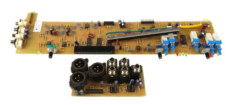 Allen & Heath 002-440JIT Allen & Heath Mixer Left PCB 002-440JIT