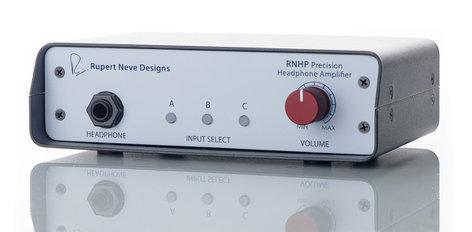 Rupert Neve Designs RNHP  Precision Headphone Amplifier  RNHP