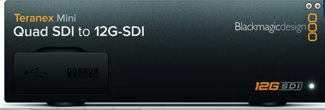 Blackmagic Design CTRMDAQDSDI  CONVNTRM/DA/QDSDI Teranex Mini - Quad SDI to 12G CTRMDAQDSDI