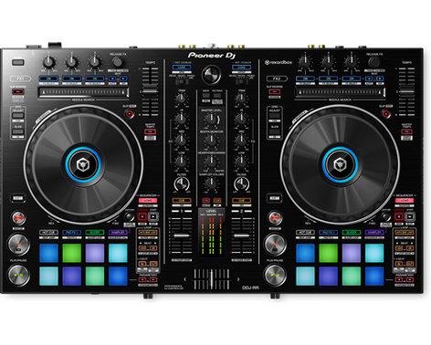 Pioneer DDJ-RR Portable 2-Channel Controller For Rekordbox DJ DDJ-RR