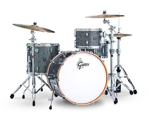 "Gretsch Drums Renown Series 5-piece Shell Kit, 7""x10""/8""x12""/14""x14""/16""x20""/5.5""x14"" Snare RN2-E605"