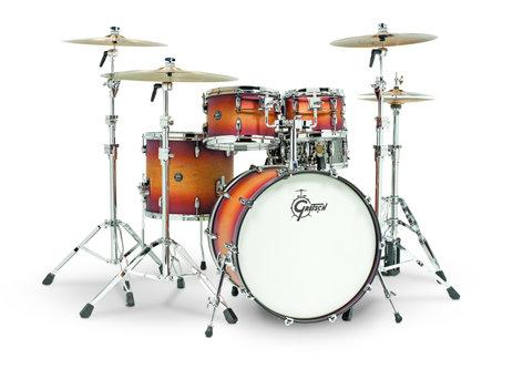 """Gretsch Drums Renown Series 3-piece Shell Kit, 8""""x12""""/14""""x14""""/14""""x18"""" RN2-J483"""
