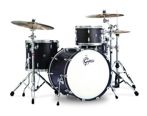 """Gretsch Drums Renown Series 4-piece Shell Kit, 8""""x12""""/14""""x14""""/14""""x18""""/5""""x14"""" RN2-J484"""