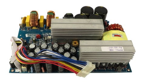 Behringer Q04-A1Y02-08123 Power Supply PCB for EPX4000 Q04-A1Y02-08123