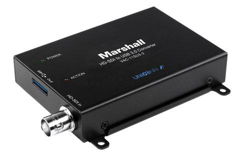 Marshall Electronics VAC-11SU3-2  SDI to USB 3.0 Converter VAC-11SU3-2