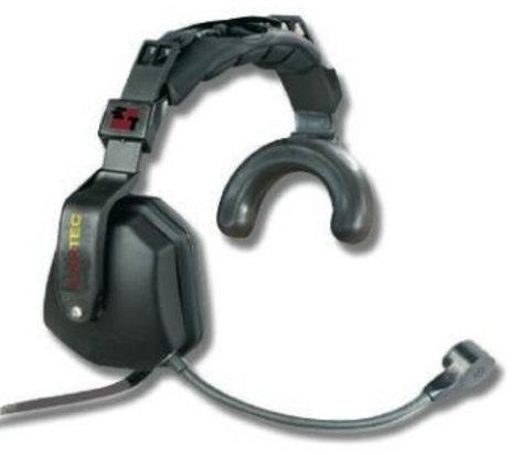 Eartec Co TCSUSEC-EARTEC  Ultra Single Headset TCSUSEC-EARTEC