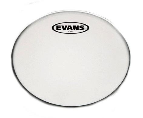 "Evans B15G12 15"" G12 Coated White Drumhead B15G12"