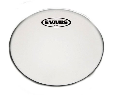 "Evans B18G12 18"" G12 Coated White Drumhead B18G12"