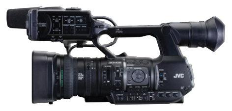 JVC GYHM660U  Mobile News Streaming Camera with 23x lens  GYHM660U