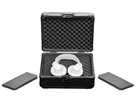 Odyssey KUHPBL  Black Krom Series Utility Headphones Case  KUHPBL