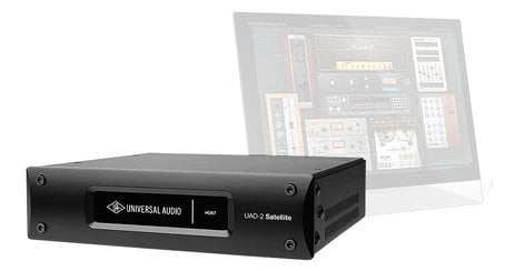 Universal Audio UAD2-SAT-USB-QUAD UAD-2 Satellite USB - QUAD Core UAD2-SAT-USB-QUAD