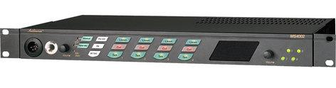Telex MS-4002 Audiocom 4-Channel Intercom Main Station MS4002