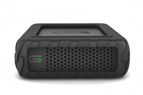 Glyph Technologies Blackbox Pro 3TB External Hard Drive, USB-C(3.1) Compatible BBPR3000