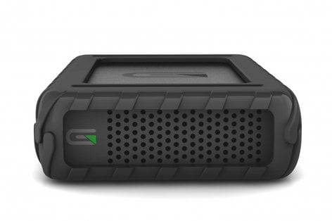 Glyph Technologies Blackbox Pro 4TB External Hard Drive, USB-C(3.1) Compatible BBPR4000
