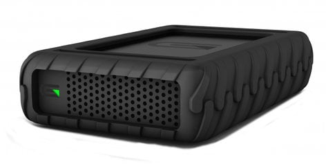 Glyph BBPR8000 Blackbox Pro 8TB External Hard Drive, USB-C(3.1) Compatible BBPR8000