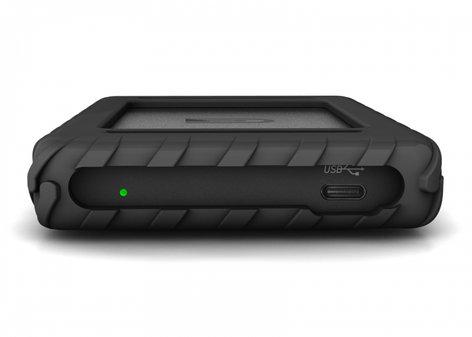 Glyph Technologies Blackbox Plus 2TB External Hard Drive, USB-C(3.1) BBPL2000