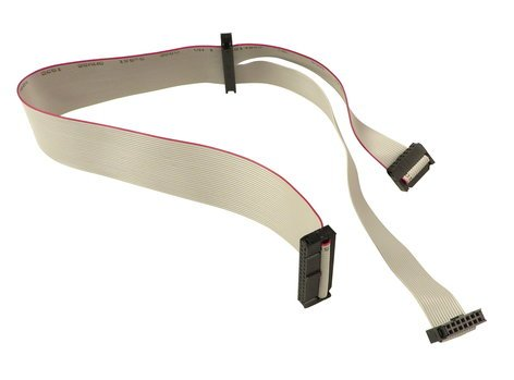 QSC WC-000292-GP 28-Pin Ribbon Cable for RMX5050 (2-Pack) WC-000292-GP