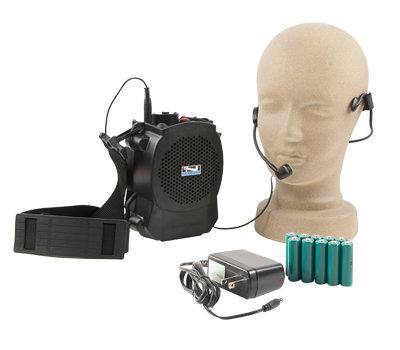 Anchor TG-BP  TourVox Basic Package, RSM7500 Speaker, HBM-50 Mic, Battery  TG-BP