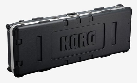Korg HCKRONOS273BLK  Hard Case for 73-key Kronos HCKRONOS273BLK