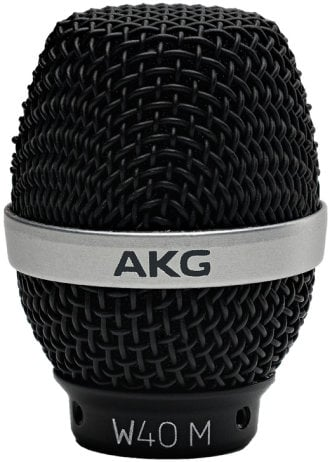 AKG W40 M Windscreen With Wiremesh Grill For CK41/43 W40M