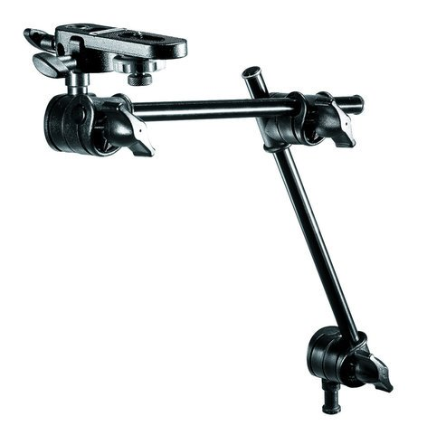 Manfrotto 196B-2  2-Section Single Articulated Arm with Camera Bracket 196B-2