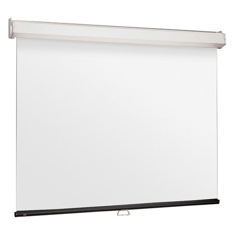 "Draper Shade and Screen 206112EG  133"" Luma 2 with AutoReturn, HDTV, Contrast White Projection Screen 206112EG"