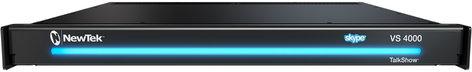 NewTek VS-4000 TalkShow® Skype Multi-Channel Video Calling System TSVS-4000