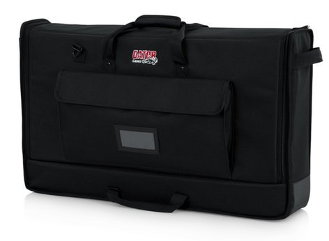 Gator Cases G-LCD-TOTE-MD  Padded Nylon Carry Tote Bag for Transporting LCD Screens G-LCD-TOTE-MD