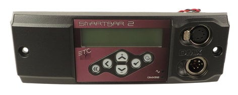 ETC/Elec Theatre Controls 7543A2001-CFG  Front Bezel Assembly for SmartBar 2 7543A2001-CFG